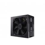 Блок питания CoolerMaster MWE 650 WHITE 230V V2 500-750W Non Modular, Active PFC, вент 12см, MPE-6501-ACABW-EU