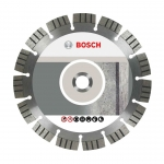 Диск отрезной по камню Bosch 125