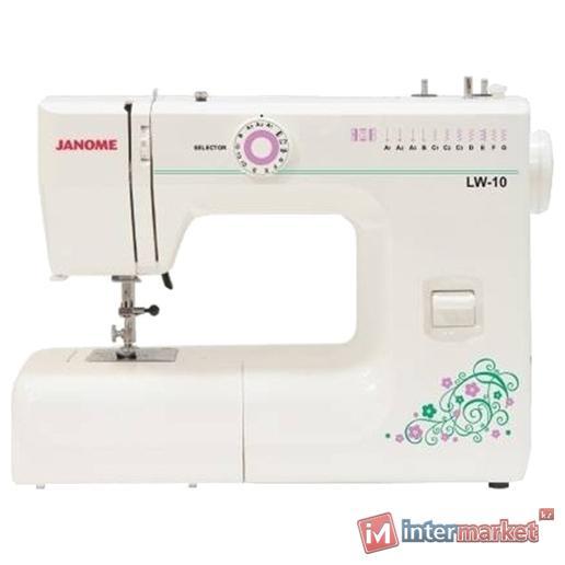 Швейная машинка Janome LW-10