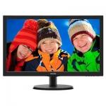"""Монитор LCD 21.5"""" Philips 223V5LSB/01, 1920x1080 (LED), 5ms, 250 cd/m2, 10M:1(1000:1), D-Sub/DVI"""