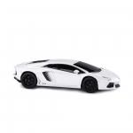Металлическая машинка RASTAR 1:18 Lamborghini Aventador LP700 61300W, Белая