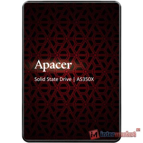 Твердотельный накопитель SSD Apacer AS350X AP1TBAS350XR-1 1TB SATA