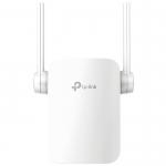 Усилитель Wi-Fi сигнала, TP-Link, RE205, 5 ГГц: до 433 Мбит/с, 2,4 ГГц: до 300 Мбит/с, 1 порт Ethernet 10/100 Мбит/с (RJ45)